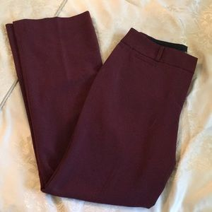 Loft Slacks- Julie Boot Cut